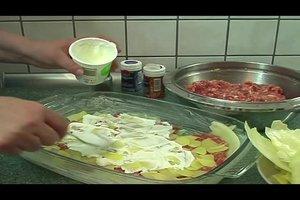 Laubacher Bäckerofen - Rezept