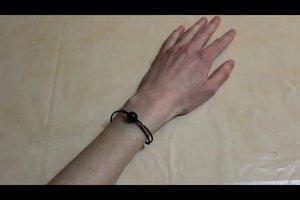 Armbänder für Männer selbst machen