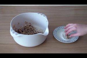 Bärentatzen backen - ein leckeres Rezept