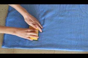 Fusselige Decke - was tun?