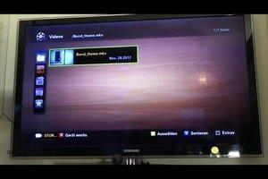 MKV-Datei abspielen auf dem Fernseher geht nicht - so lösen Sie das Problem