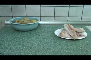 Zwei Rezepte mit Kabeljau aus dem Ofen