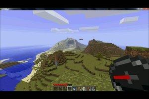 In Minecraft ein Haus wiederfinden