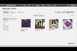 Gekaufte iTunes-Alben neu laden - so gelingt es einfach