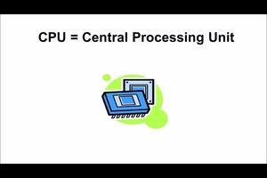 Was heißt CPU? - Eine einfache Erklärung