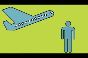 """""""Welches Flugzeug fliegt über mir?"""" - So finden Sie es heraus"""