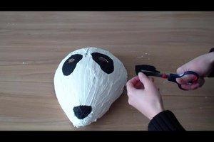 Cro-Maske selbst basteln - eine Anleitung