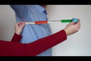 Die Brustweite richtig messen