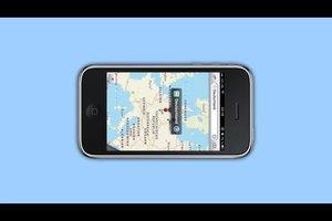 Beim iPhone 3G die Drehsperre entfernen - so geht's