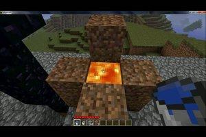 Minecraft - Höllentor bauen