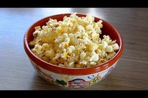 Popcorn aus Maiskolben - so trocknen Sie die richtigen Maiskörner