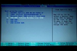 Windows 7 neu installieren ohne CD - so geht's