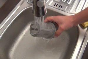 Spülmaschine reinigen - so machen Sie es richtig