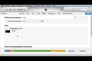 FLV mit dem iPhone öffnen - Anleitung