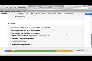 iPhone an PC anschließen - hilfreiche Hinweise