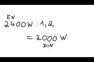 Heizkörperberechnung mit Formel - so funktioniert's