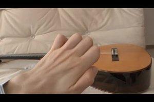 Fingergymnastik für Gitarristen - so trainieren Sie die Greifhand