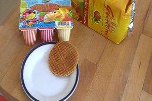 Ein gesundes Schulfrühstück zubereiten