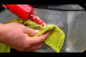 Scheinwerfer polieren - Tipps und Tricks zum Polieren von Kunststoffscheinwerfern