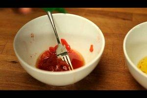 Marinade für Schweinefleisch - so wird sie gemacht