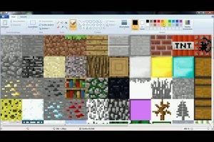Ein Minecraft-Texture-Pack erstellen